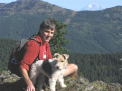 Tim_and_Trucker_first_hike